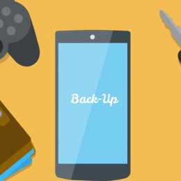 Animatie Back-Up